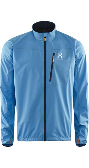 Haglöfs M's Shield Jacket DEEP BLUE/BLUE AGATE